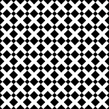 Tile black and white x cross pattern