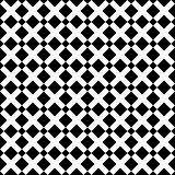 Tile black and white x cross pattern