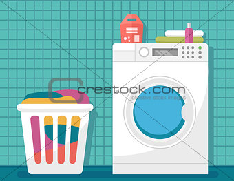 automatic washing mashine