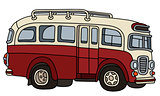 Funny old bus