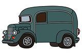 Funny old van
