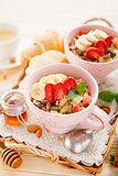 Delicious nutritious porridge