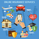 Online Insurance Services