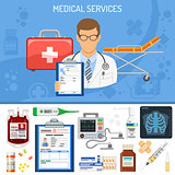 Medical Services Concept
