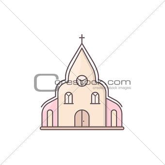Church chapel building.