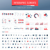 Infographic elements set.