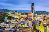 Keelung, Taiwan Skyline