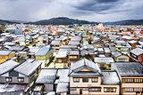 Wajima, Japan Skyline