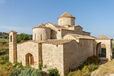 Panayia Kanakaria Monastery Church, Cyprus- diagonal view