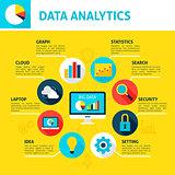 Data Analytics Infographic