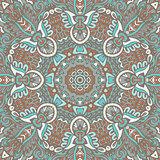seamless pattern tribal background