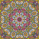 seamless flower pattern Geometric print