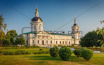 Archangel Michael Church, built XVIII century, Kolomna, Russia