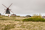 Windmill on the Mando island - Denmark