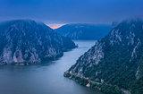 Danube Gorges (Cazanele Mari), Romania