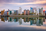 Hiroshima, Japan Cityscape