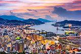 Nagasaki, Japan Skyline