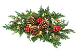 Christmas Floral Decoration