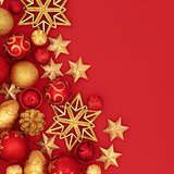 Festive Christmas Background