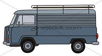 Old service van