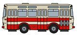 Classic city bus