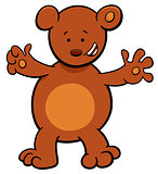 little bear cartoon character