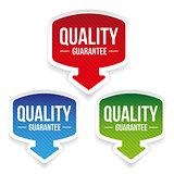 Quality Guarantee label vector