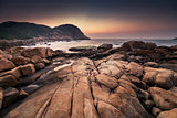 Dawn at Shek O Beach, Hong Kong