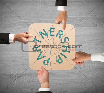 Business partnership puzzle