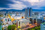 Shizuoka Japan Skyline