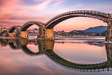 Iwakuni Bridge, Japan