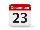 23rd December
