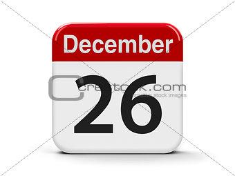 26th December