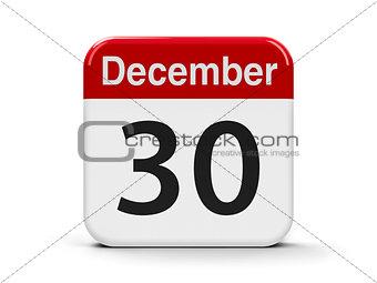 30th December