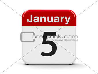 5th January