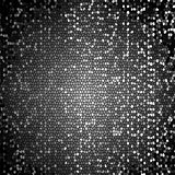 Abstract Grey Mosaic Background