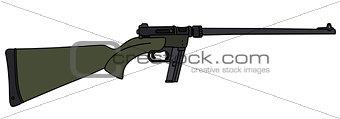 Small caliber sport rifle