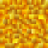 Pattern Tiled Wall Background. Seamless Geometric 3D Design.