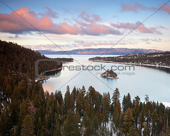 Beautiful Lake Tahoe California
