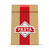 Pasta vintage packaging