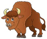 Bison theme image 1