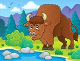 Bison theme image 2