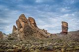 Roques de Garcia volcanic rocks landscape