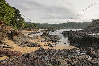Praia Coco, Sao Tome and Principe, Africa