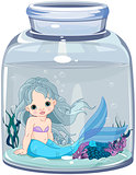 Mermaid in the jar