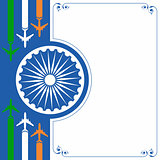 Illustration for independence day of india