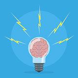 brain storm concept