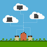 cloud computingconcept design
