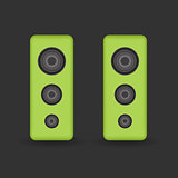 Green music Speakers