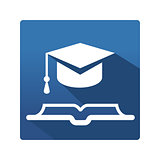 Learning and education icon